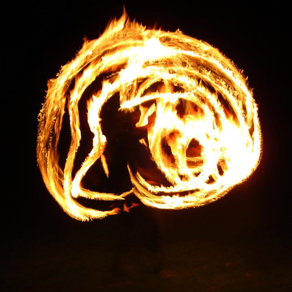 Fire-Spinning